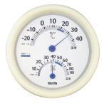 タニタ 温度計 温湿度計 TT-513 (ホワイト)   測定 体調管理 施設 シンプル 見やすい 壁掛け※お取り寄せ品