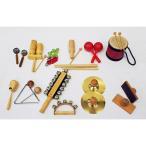 リズム楽器セット(使い方DVD付) 楽器演奏 リハビリ レクリエーション ゲーム 遊技 施設 痴呆予防 ※お取り寄せ品