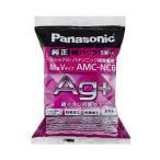 AMC-NC6 パナソニック/ 臭・抗菌加工紙パック(M型Vタイプ)