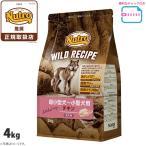 ニュートロ ワイルドレシピ 成犬用 チキン 4Kg