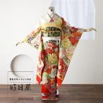 振袖 レンタル フルセット 正絹 着物 結婚式 成人式 身長151-166cm 白 wh-035