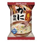 【ポイント15倍】食品 サプリメント 食糧行動食 アマノフーズ 炙りかに雑炊 DF-0300