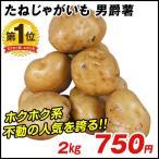 じゃがいも種芋 男爵薯 2kg / 国華園