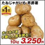 じゃがいも種芋 男爵薯 10kg / 国華園