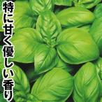 野菜たね ハーブ バジル スペルボ ジェノベーゼ 1袋(3ml)