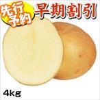 【早期予約】じゃがいも種芋 トヨシロ 4kg