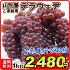 ぶどう デラウェア 約1.2kg お買得 大阪・奈良産 ご家庭用 葡萄 ブドウ 国華園