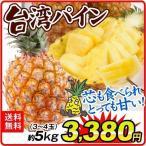 台湾産 パイナップル 5kg 送料無料  国華園 パイン 金鑚