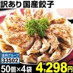 餃子 訳あり 国産 餃子 200個 (1袋50個入り) 冷凍