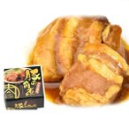 缶詰 豚の角煮 からみそ風味 12缶 辛みそ風味 キョクヨー 食品 国華園