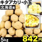 北海道産 キタアカリ 小玉 5kg1箱