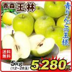 食品 青森産 ご家庭用 王林 5kg 1組 りんご 国華園