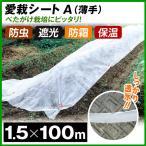 農業用不織布 愛栽シートA 1.5×100m 1巻1組