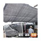 日よけ 遮光ネット黒(遮光率:90%) 1×50m 1巻1組