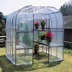 ビニール 温室  ビニールハウス 1坪 1台  幅180・奥行180・高さ200