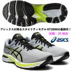 アシックス ASICS/メンズ ランニングシューズ/GT-2000 9/1011A983 021/シートロック×ブラック/足幅:標準 2E/マラソンの練習、初心者にお勧め/2020 FW