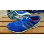 アディダス ADIDAS/マラソン ランニング シューズ/アディゼロ タクミセン ブースト3 /ADIZERO TAKUMI SEN BOOST 3/ブルー×シルバーM/BB5674