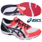 アシックス ASICS/陸上 ランニング マラソンシューズ /ソーティマジック LT/SORTIEMAGIC LT/TMM456 100/ホワイト×ピーコート