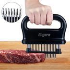 ミートテンダー 肉筋切り器 48本刃 ステンレス刃 キッチン用品 調理器具 洗浄ブラシセット 送料無料 メール便