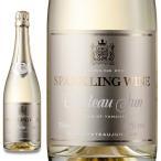 シャトージュン ジュンスパークリング720ML白 720ml(17790330)[白ワイン][日本ワイン][山梨県][国産ワイン][スパークリング]