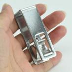グレーチングクリップ ステンレス GCA型 高さ60mm GCA-60 水本