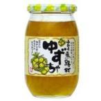 日本ゆずレモン 高知県馬路村ゆずちゃ(UMJ) 420g×12本 はちみつ入り お菓子作り 柚子
