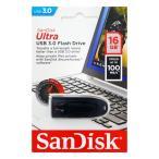SanDisk (サンディスク) Ultra USBメモリ 16GB USB3.0 SDCZ48-016G-U46(メール便送料無料)