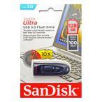 SanDisk (サンディスク) Ultra USBメモリ 128GB USB3.0 SDCZ48-128G-U46【送料無料】