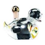 グラッパ イタリアベネチアングラス幸福の鳥ボトル