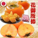 花御所柿(優品ご自宅用訳あり)10kg L?3Lサイズ(32?48個前後) 柿 鳥取産かき 送料無料