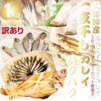 鳥取名産 旬の干物セット 日本海山陰沖 たっぷり2キロ 脂がのってます☆  冷凍】 送料無料