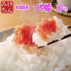 ■新米■ お米 20kg 宮城県産 つや姫 30年産 送料無料
