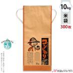 米袋 10kg用 こしひかり 1ケース(300枚入) KHP-110 保湿タイプ コシヒカリ 少年とおむすび