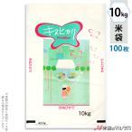 米袋 ラミ フレブレス キヌヒカリ 花と少女 10kg用 100枚セット MN-4890