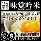 送料無料 白米 30kg 味覚吟米 お米 安い 30kg×1 安値挑戦 ブレンド米 米国産