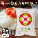 米 お米 生鮮米 一等米100% 300g 雪若丸 山形県産 ブランド米 アイリスオーヤマ
