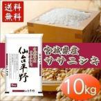 お米 29年産 宮城県産 ササニシキ ささにしき 仙台平野 10kg 米 ごはん うるち米 精白米