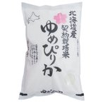 元年産 新米 北海道産 清流 ゆめぴりか 5kg