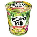 エースコック どっさり野菜ちゃんぽん 61g 12個セット