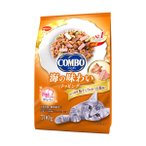 日本ペット コンボ キャット かつお味 鮭チップ かつおぶし添え 700g