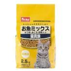 Yahoo!コメリドットコムPet ami 猫貴族 お魚ミックス 2.5kg 4個セット