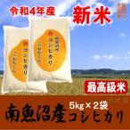 【新米予約】南魚沼産コシヒカリ 10kg(5kg×2袋)【送料無料(本州のみ)】(平成29年産)※発送は、10/4(水)開始予定