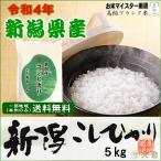 米 お米 新潟県産コシヒカリ (平成30年産)5kg【送料無料(本州のみ)】