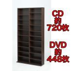 送料無料 DVDラック CDラック  DUCD-720