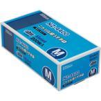 ダンロップホームプロダクツ ニトリル極うす手袋 粉なし NZ-4400 バイオレット Mサイズ 200枚入 (使い捨て ニトリルグローブ パウダーフリー)