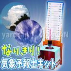 なりきり!天気予報士キット 知育玩具 観察 研究 実験 夏休み 宿題 学習キット 実験キット アーテック  55809