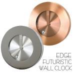 ショッピング壁掛け 時計 壁掛け 掛け時計 壁掛け時計 EDGE FUTURISTIC WALL CLOCK 30cm ウォールクロック 掛時計 壁掛け 壁時計 クロック インテリア おしゃれ スチール