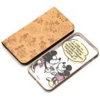 ディズニーiPhone 7 2WAY COVER /ミッキー&ミニー PGA PG-DFP195MM