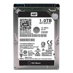 WD Black 内蔵ハードディスク WD10JPLX 2.5インチ/1TB/7200rpm/32MB/9.5mm厚 内蔵hdd WD ウエスタンデジタル パソコン PC Western Digital WD10JPLX