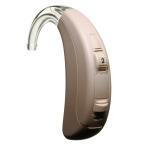 ベルトーン 耳かけタイプ デジタル補聴器 turn(ターン) BTE 75 グレー (中度から高度難聴者向け耳かけ式既製デジタル補聴器)